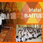 Silaturrahim dan Halal Bihalal Pesantren Baitul Qur'an