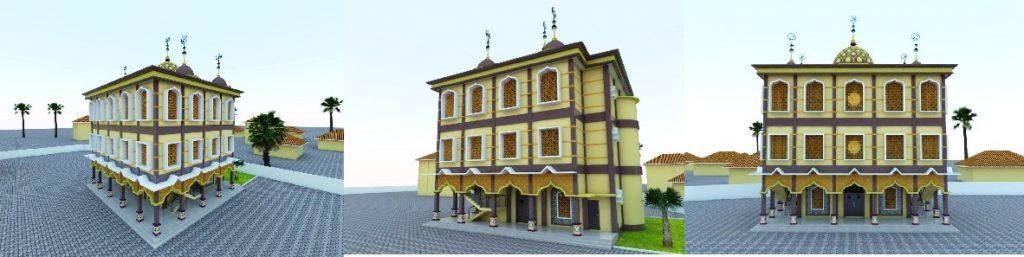 masjid Baitul Qur'an