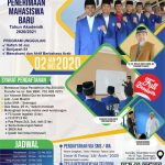 Penerimaan Mahasiswa Huffazh Baru Sekolah Tinggi Ilmu Al-Qur'an Baitul Qur'an Tahun Akademik 2020/2021