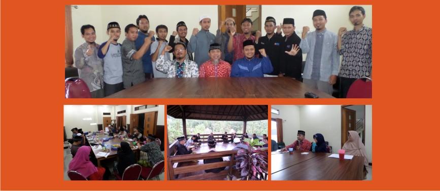 Rapat Kerja Yayasan Baitul Qur'an
